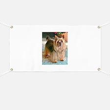 Australian Silky Terrier Banner