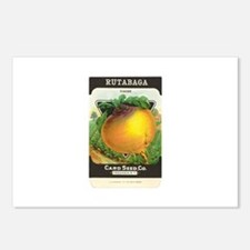 Rutabaga Postcards (Package of 8)