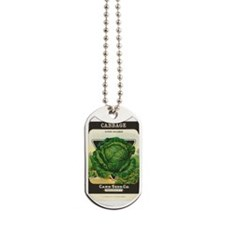 Cabbage Dog Tags