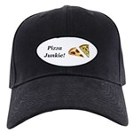 Pizza Junkie Black Cap