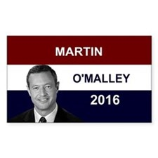 Martin O'Malley President 2016 Decal