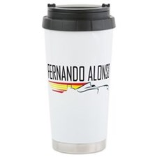 Cute Formula 1 Travel Mug