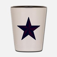 dark star Shot Glass