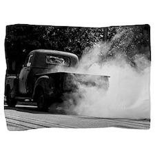 Smokin Truck Pillow Sham