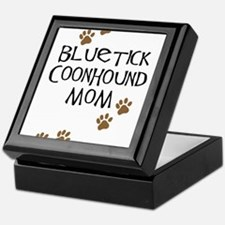 Bluetick Coonhound Mom Keepsake Box