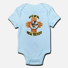 VIVA NEW MEXICO WITH RANDY ROADRUNNER Body Suit