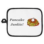 Pancake Junkie Potholder