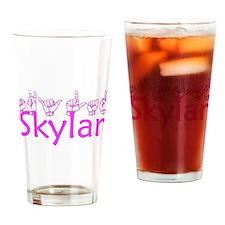 Skylar Drinking Glass
