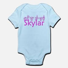 Skylar Body Suit