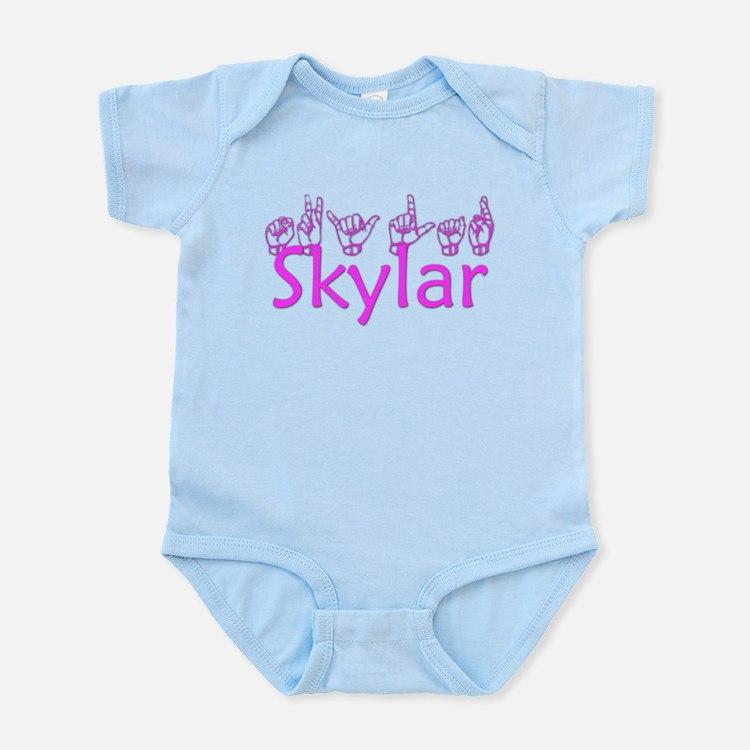 Skylar Body Suit