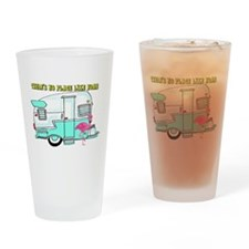 There's No Place Like Home Drinking Glass