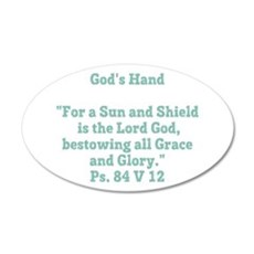 All Grace And Glory Wall Decal
