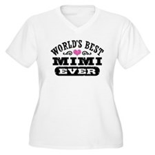 World's Best Mimi T-Shirt