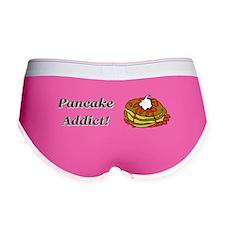Pancake Addict Women's Boy Brief
