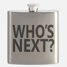 Who's Next? Flask