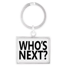 Who's Next? Keychains