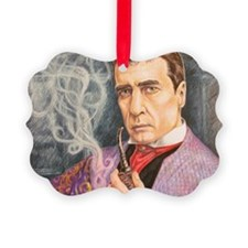 W. Gillette as Holmes Ornament