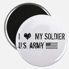 """U.S. Army: I Love My Soldi 2.25"""" Magnet (100 pack)"""