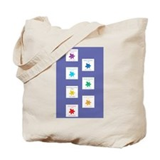 All Is Well Chakra Joy P Tote Bag