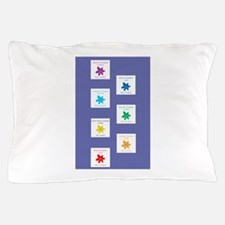 All Is Well Chakra Joy P Pillow Case