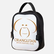 Orangutan Ssp Logo Neoprene Lunch Bag