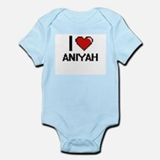 I Love Aniyah Body Suit