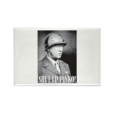 General George S. Patton says, SHUT UP PINKO! Rect