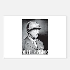 General George S. Patton says, SHUT UP PINKO! Post