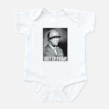 General George S. Patton says, SHUT UP PINKO! Infa