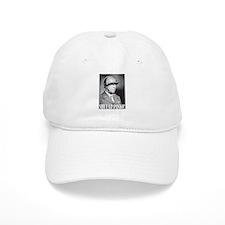 General George S. Patton says, SHUT UP PINKO! Baseball Baseball Cap