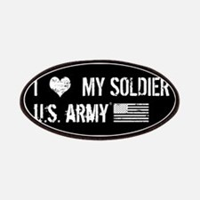 U.S. Army: I Love My Soldier Patch