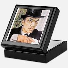 Jeremy Brett as Sherlock Holmes (1) Keepsake Box