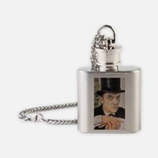 Jeremy Brett as Sherlock Holmes (1) Flask Necklace
