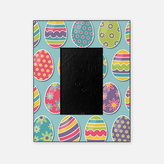 Easter Eggs Picture Frame