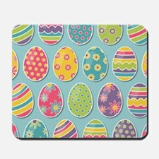 Easter Eggs Mousepad