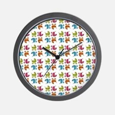 BABY BUGGIES Wall Clock