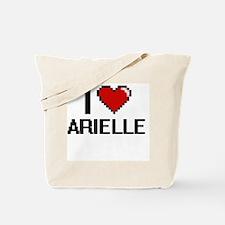 Unique Arielle Tote Bag