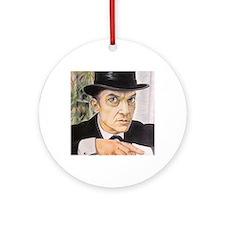 Jeremy Brett as Sherlock Holmes ( Ornament (Round)