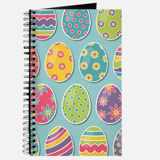 Easter Eggs Journal