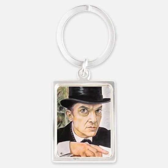 Jeremy Brett as Sherlock Holmes (1) Keychains