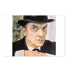 Jeremy Brett as Sherlock Postcards (Package of 8)