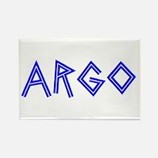 argo Rectangle Magnet