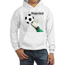 Cute Soccer goalie Jumper Hoody