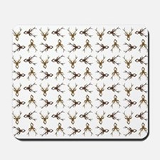 STAG HEADS Mousepad