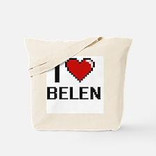 Cute Belen Tote Bag