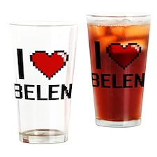Cute Belen Drinking Glass