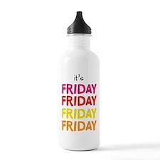 TGIF Water Bottle