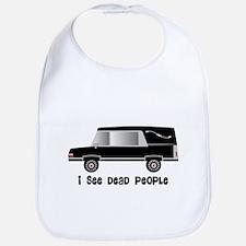 Cute Funeral home Bib
