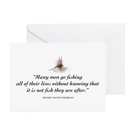Why we fish Greeting Cards (Pk of 10)