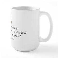 Why we fish Mug